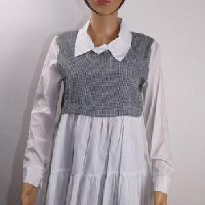 chemise bi matière e dressing des copines