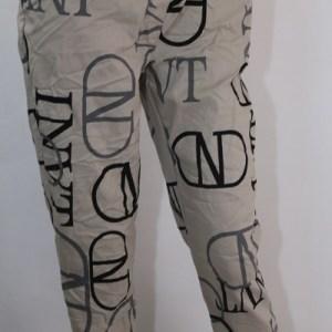 pantalon imprimé e dressing des copines