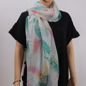 foulard imprimé e dressing des copines