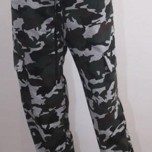 pantalon cargo camouflage e dressing des copines