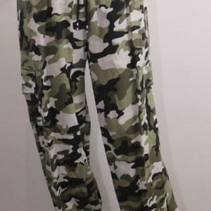 pantalon camouflage e dressing des copines