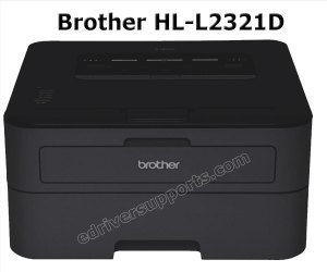 Brother HL-L2321d Drivers Download