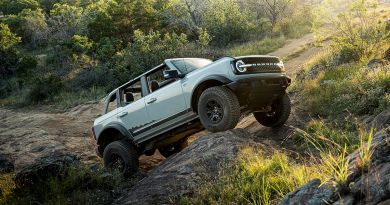 2021 Ford Bronco first drive review: Legit Jeep killer