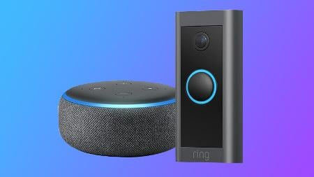 Huge Saving on Echo Dot + Ring Doorbell Deal for Amazon Prime Day