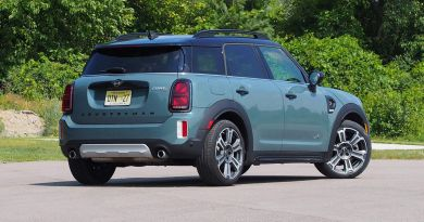 2021 Mini Cooper S Countryman All4 review: Only fans