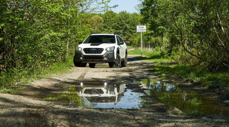 2022 Subaru Outback Wilderness review: Stand tall