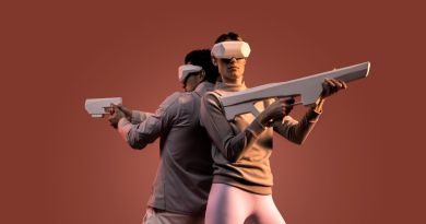 Laser tag and paintball are so last century. Virtual reality with friends is staging a comeback
