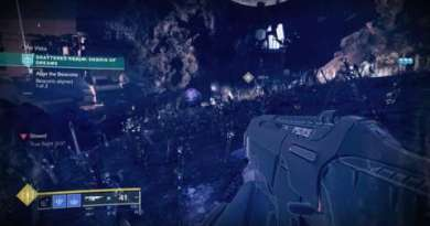 Destiny 2 Shattered Realm - Debris of Dreams Awoken Data Caches Guide