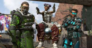 Apex Legends Patch Notes Include More Defense Against Denial-Of-Service Attacks