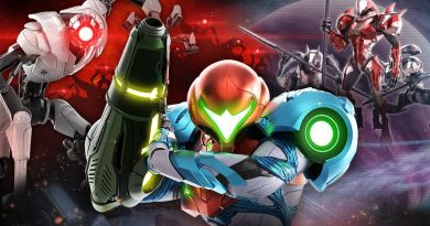 Metroid Dread Spirits are coming to Super Smash Bros. Ultimate