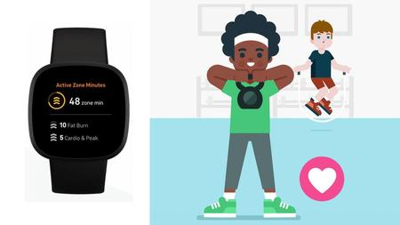 Fitbit Provides Energetic Zone Minutes Replace To Versa, Versa 2, Ionic