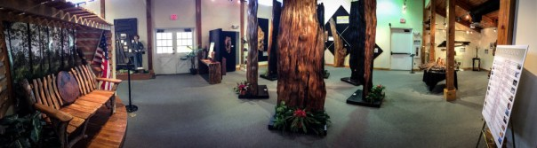 Big Tree Exhibit Panorama