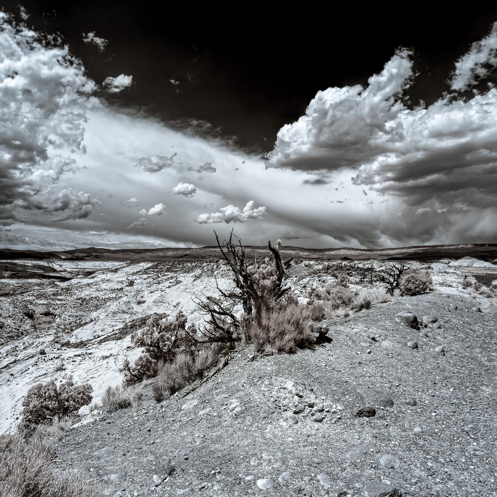 Desert storms in Capitol Reff National Park