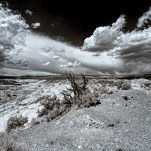 Desert storms in Capitol Reff National Park
