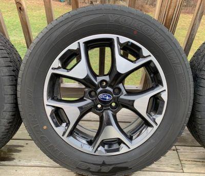 What S Up With Subaru Crosstrek Wheels Ed S Car Page