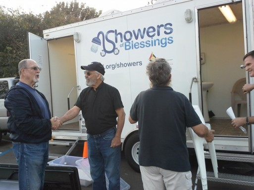 showers-volunteers