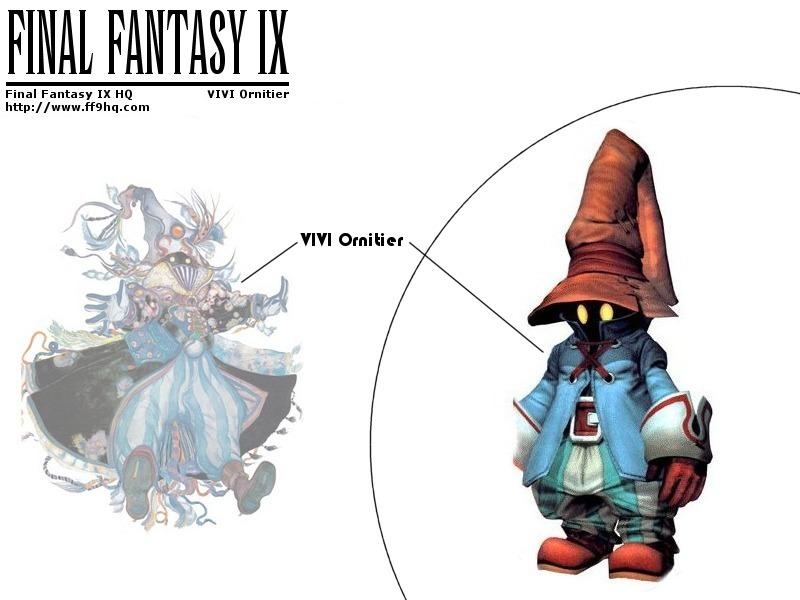 Eds Final Fantasy World