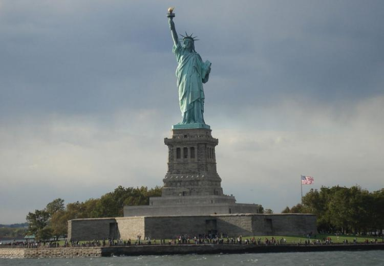 The Statue Of Liberty The Meaning And Use Of A National Symbol Neh Edsitement