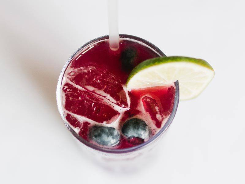 Dining at Edson Hill - Fresh Cocktail