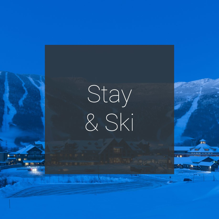 Stay and Ski Promotion