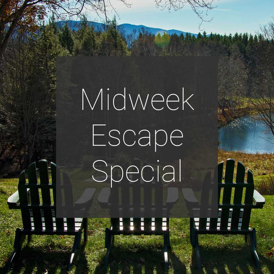 Midweek Escape Special
