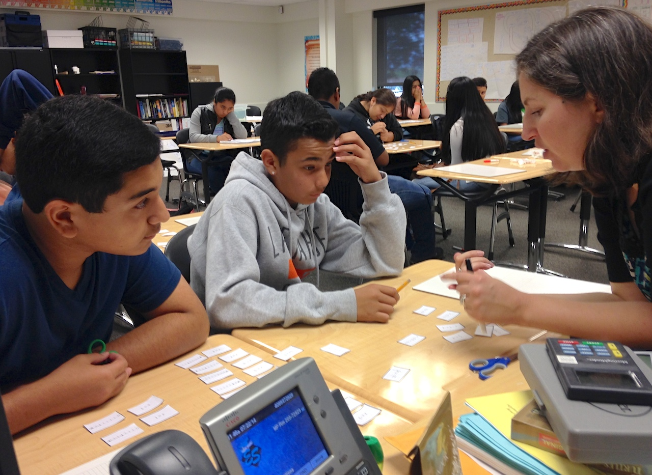 California Districts Moving To New Integrated High