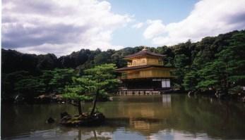 1998: Kinkaku-ji Temple, Kyoto