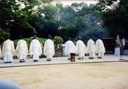 1998: Hiroshima Peace Memorial Ceremony