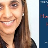 The Role of Gut Health and Nutrition in Healing with Chronic Illness. Speaker - Jyothi Rao, M.D. Join Us Today at 2pm EST!