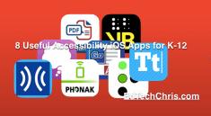 8 Useful Accessibilty iOS Apps EdTechChris.com