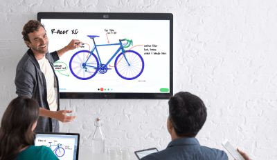 Cisco Sparkboard EdTech