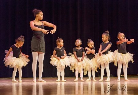 Cleveland Inner City Ballet Virtual Lessons