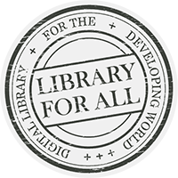 CREDIT Library for All logo