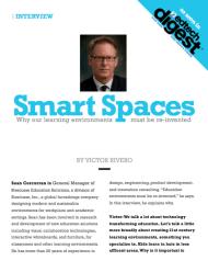 CREDIT edtech digest smart spaces