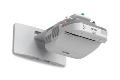 CREDIT Epson BrightLink 595Wi projector