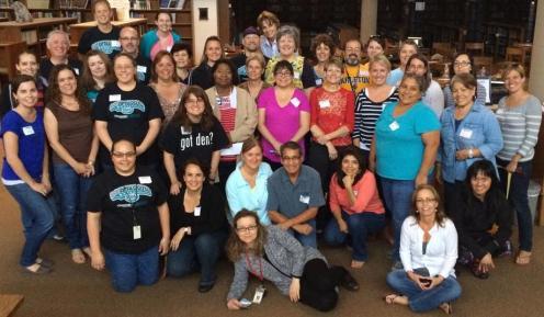 CREDIT DEN Discovery Educator Network teachers
