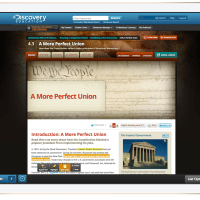 Cool Tool | Discovery Education's Social Studies Techbook