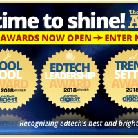 2018 EdTech Awards Now Open