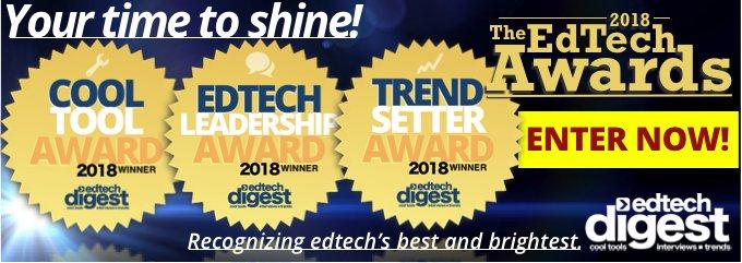 2018 EdTech Awards