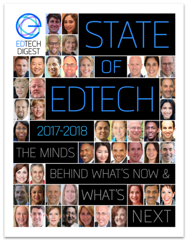 SOE EdTech Digest 2017-2018 cover