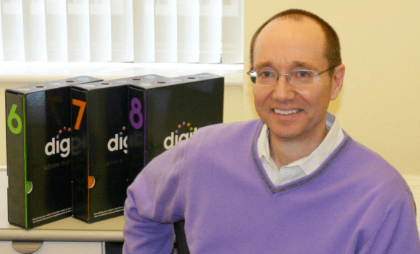 Interview Mike Evans Wants You To Count On Digits Edtech Digest