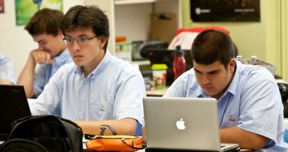 Selwyn House School laptop