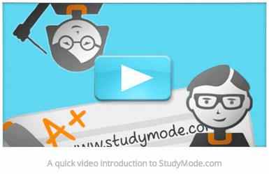StudyMode introductory video