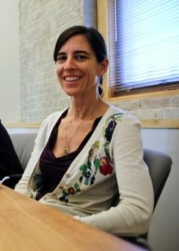 Becky Splitt CEO of StudyBlue