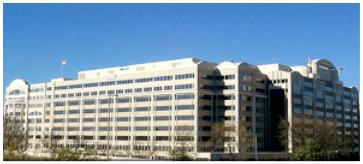 CREDIT FCC Portals II Building WashDC