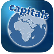 Capital Cities of the World Countries Quiz app icon