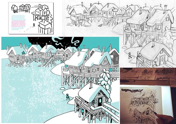 Sarah's drawings 2