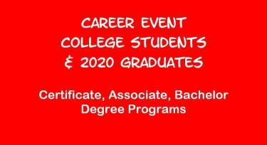 Career Event for Arizona State U Students