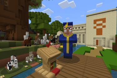 Minecraft: Education Edition's Bright Lights of 2020
