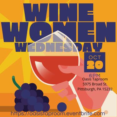Wine Women Wednesday's